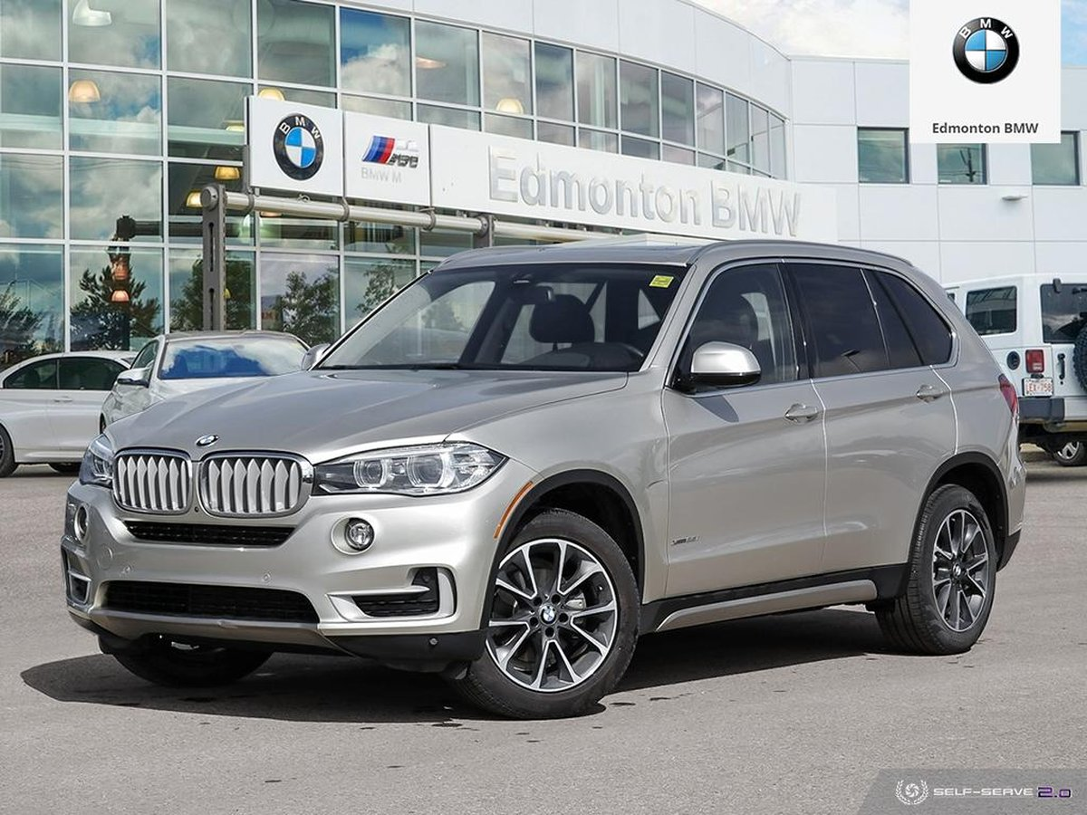 2016 BMW X5 for sale in Edmonton, Alberta