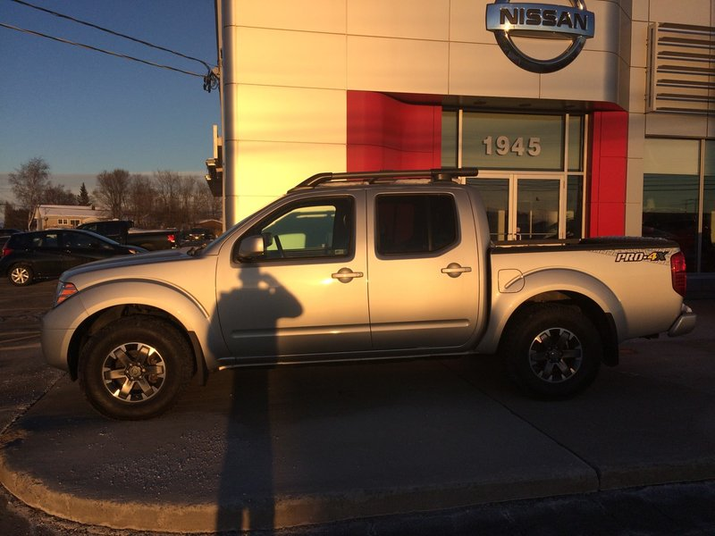 2017 Nissan Frontier for sale in Bathurst, New Brunswick