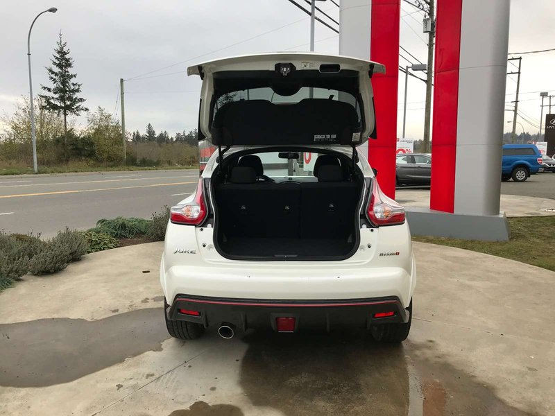 2016 Nissan JUKE for sale in Campbell River, British Columbia