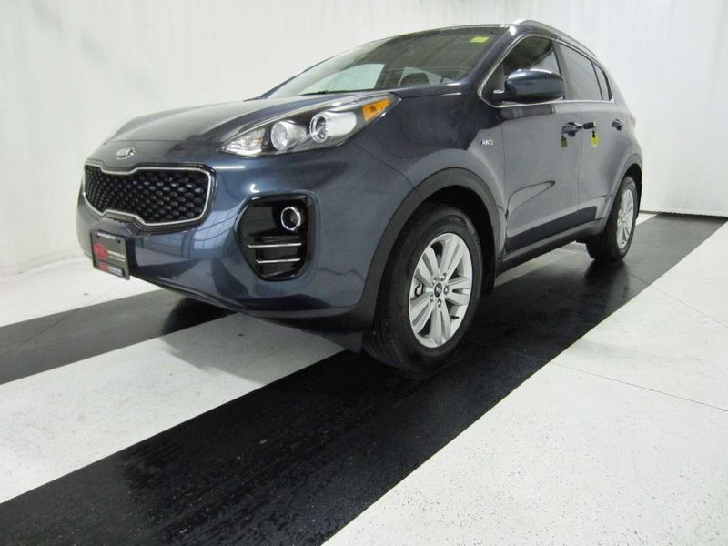 2018 Kia Sportage for sale in Winnipeg, Manitoba