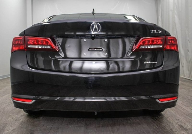 2015 Acura TLX for sale in Moose Jaw, Saskatchewan