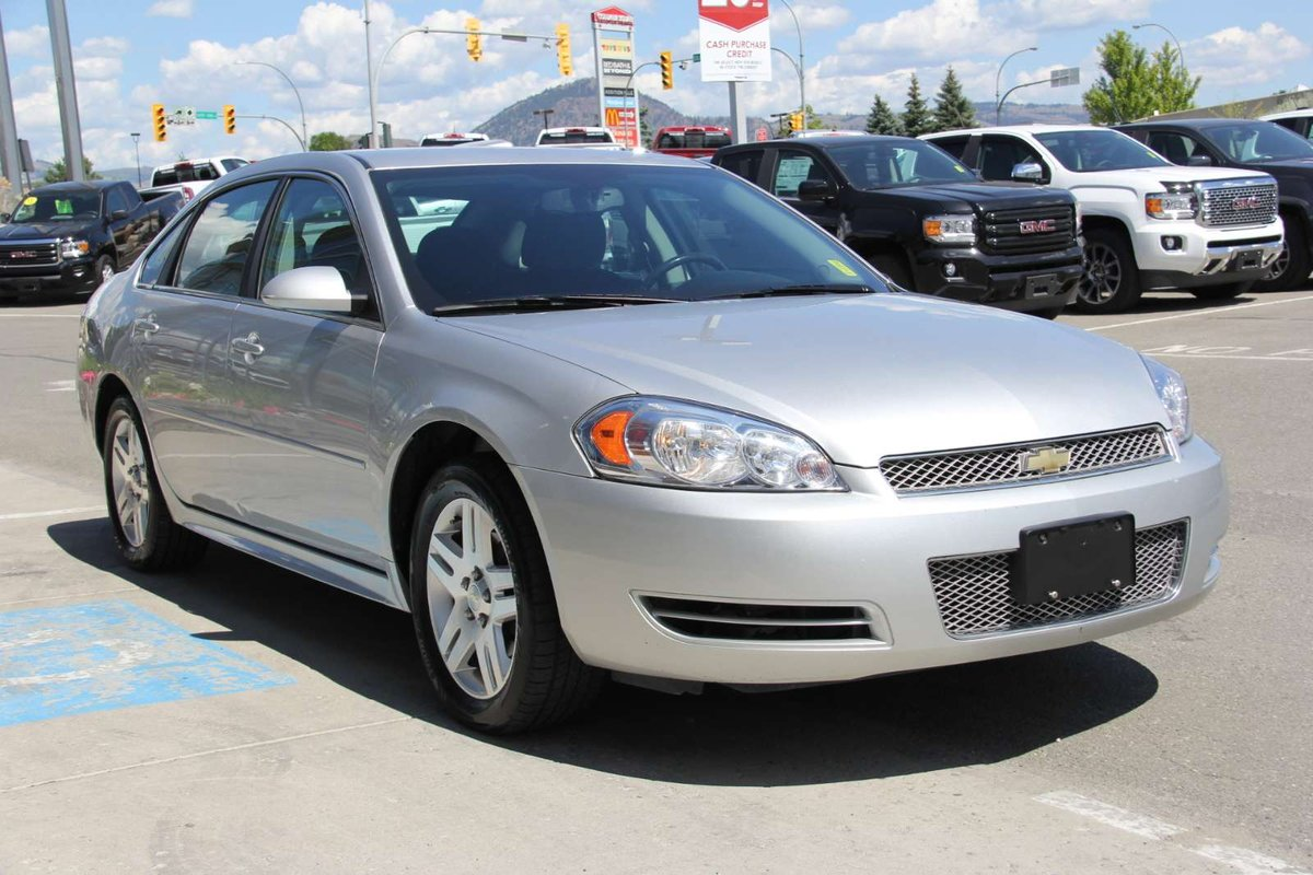 2012 Chevrolet Impala for sale in Kamloops, British Columbia