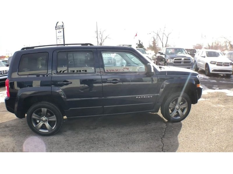2015 Jeep Patriot for sale in Calgary, Alberta