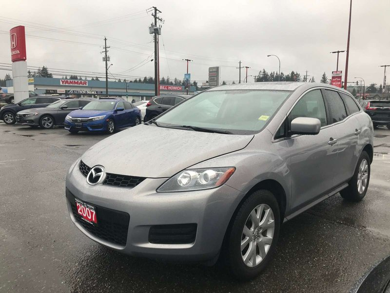 2007 Mazda CX-7 for sale in Campbell River, British Columbia