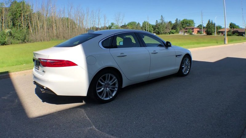 2017 Jaguar XF for sale in London, Ontario