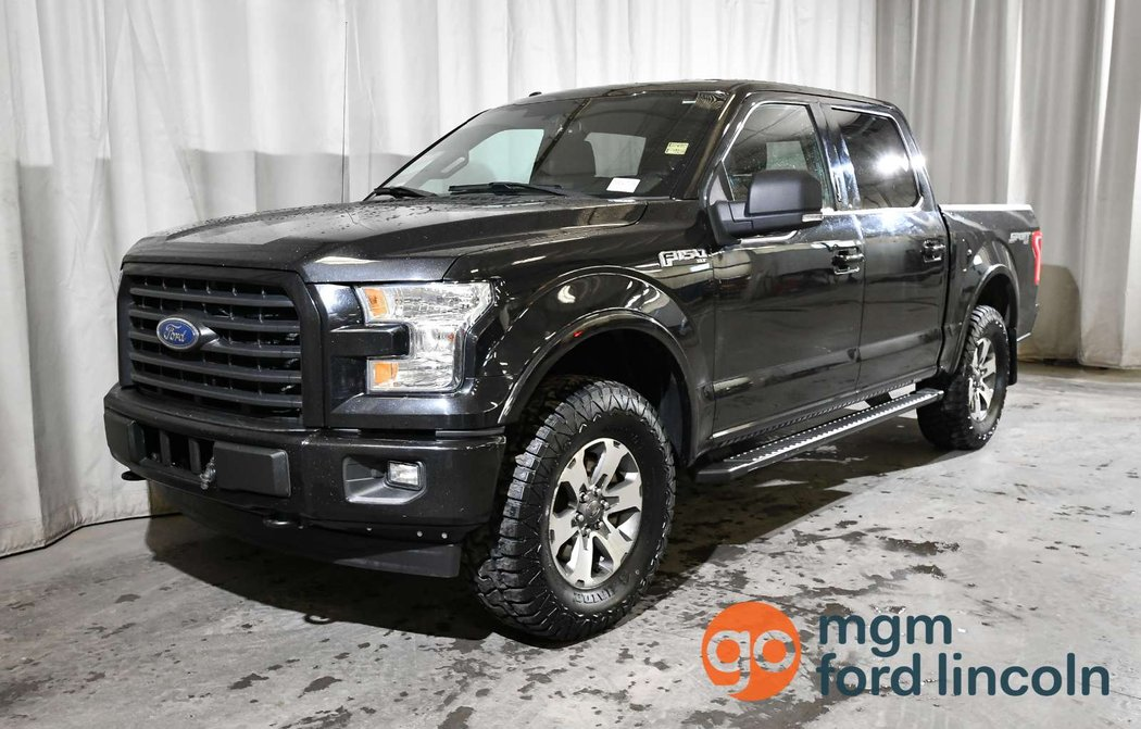 2015 F 150 For Sale >> 2015 Ford F 150 For Sale In Red Deer