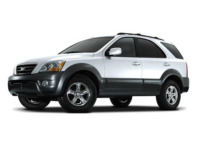 2008 Kia Sorento for sale in Lethbridge, Alberta