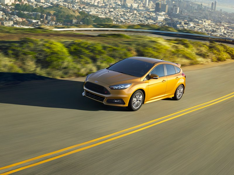 2016 Ford Focus for sale in Peace River, Alberta
