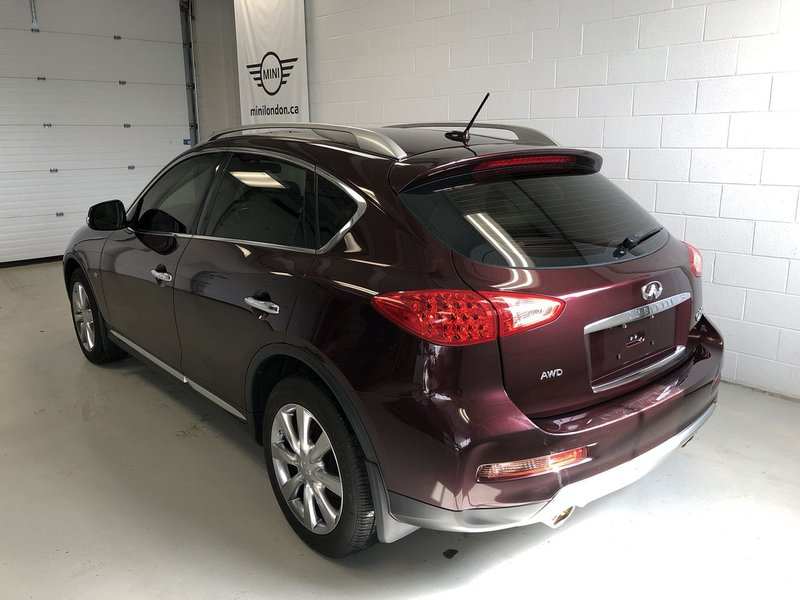2017 Infiniti QX50 for sale in London, Ontario