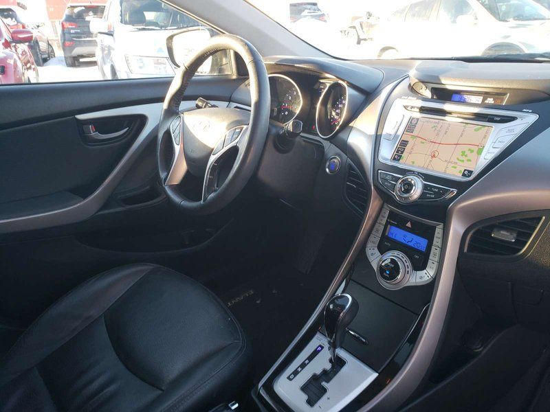2012 Hyundai Elantra for sale in Edmonton, Alberta
