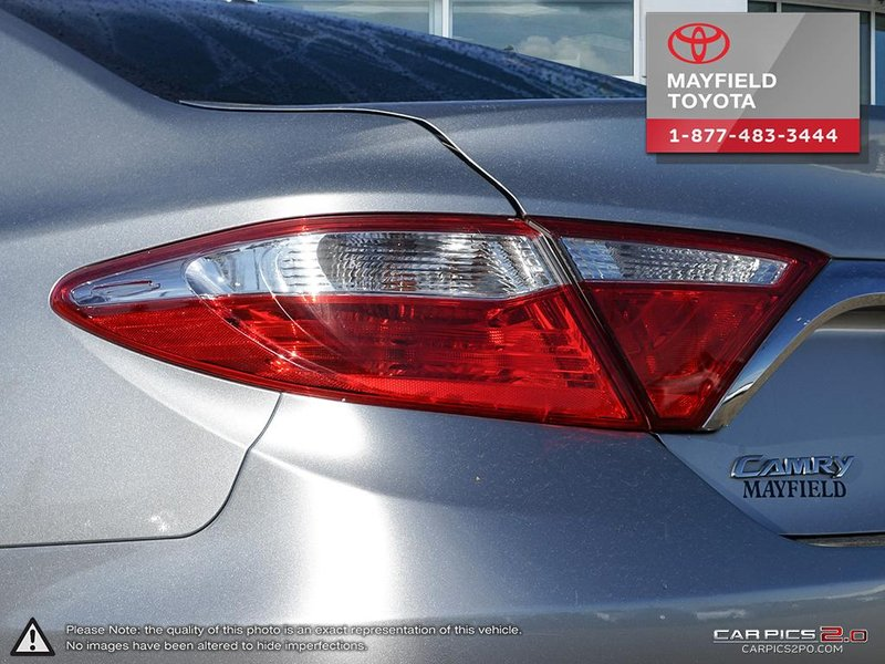 2015 Toyota Camry for sale in Edmonton, Alberta