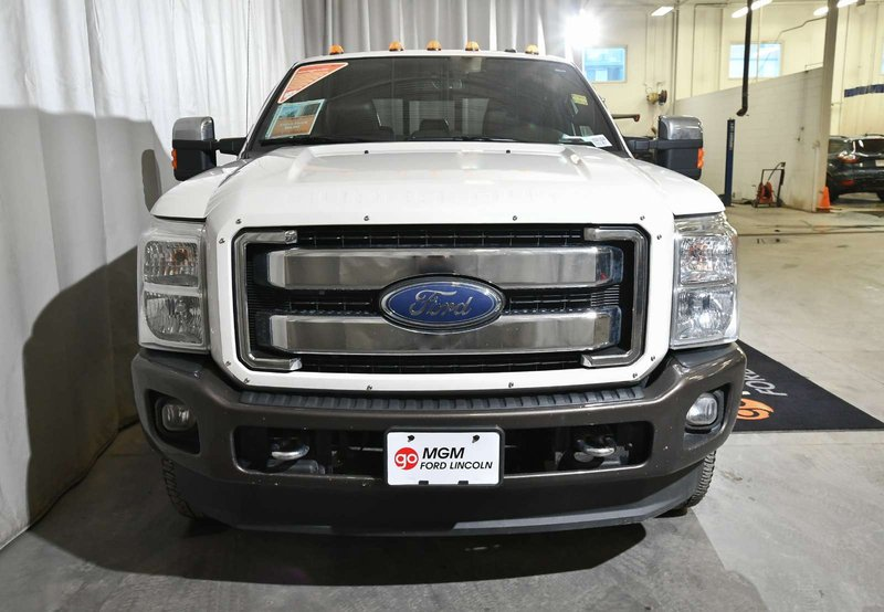 2016 Ford Super Duty F-350 DRW for sale in Red Deer, Alberta