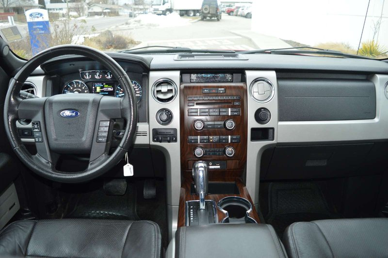 2012 Ford F-150 for sale in Kamloops, British Columbia