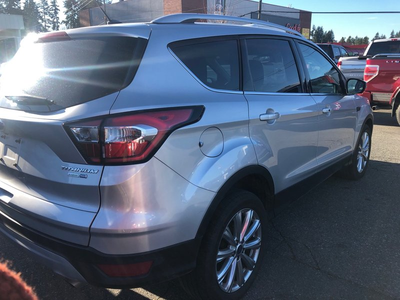 2017 Ford Escape for sale in Abbotsford, British Columbia