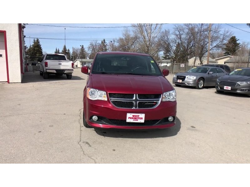 2016 Dodge Grand Caravan for sale in Winnipeg, Manitoba