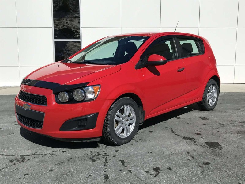 2014 Chevrolet Sonic for sale in St. John's, Newfoundland and Labrador