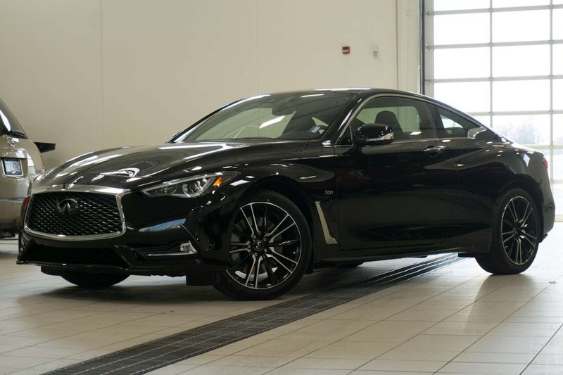 2018 Infiniti Q60 for sale in Kelowna, British Columbia