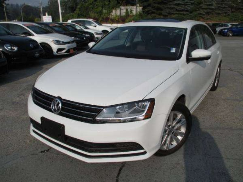 2017 Volkswagen Jetta Sedan for sale in Coquitlam, British Columbia