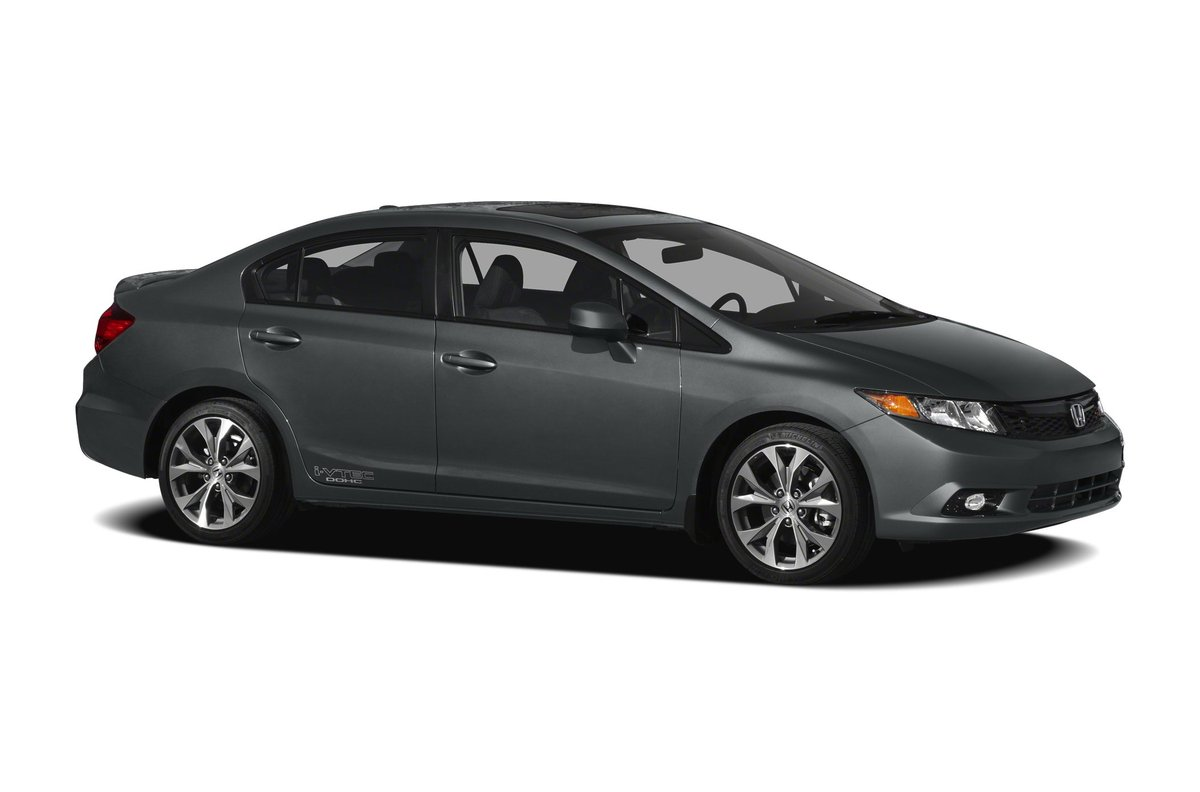 2012 Honda Civic for sale in Toronto, Ontario