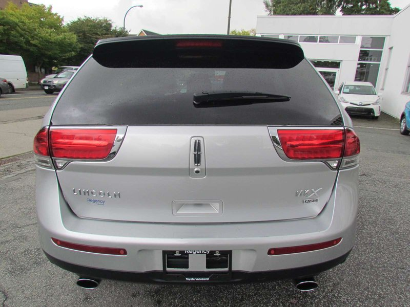 2013 Lincoln MKX for sale in Vancouver, British Columbia