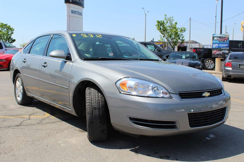 2008 Chevrolet Impala for sale in Mississauga, Ontario