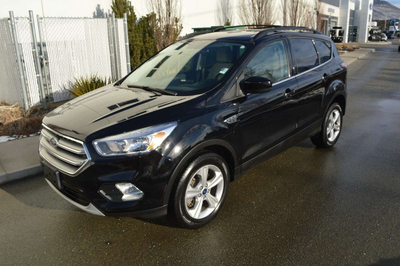 2017 Ford Escape for sale in Kamloops, British Columbia