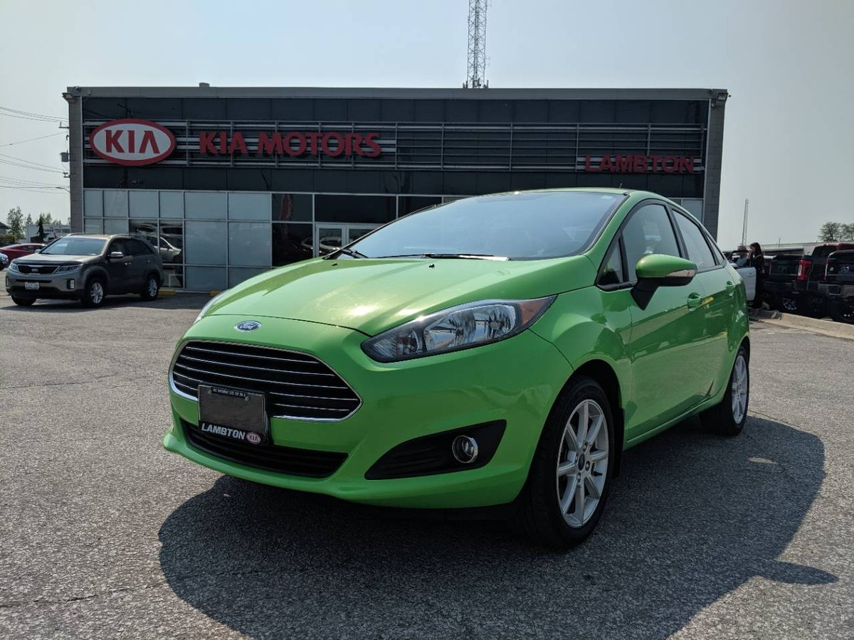 2015 Ford Fiesta For Sale In Sarnia