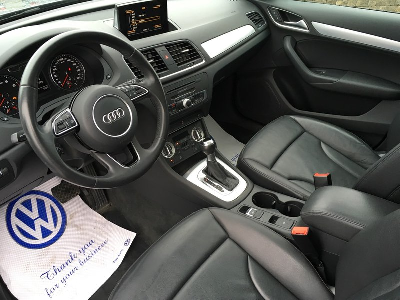 2015 Audi Q3 for sale in Thunder Bay, Ontario