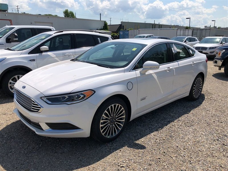 2018 Ford Fusion Energi For In Chatham Ontario