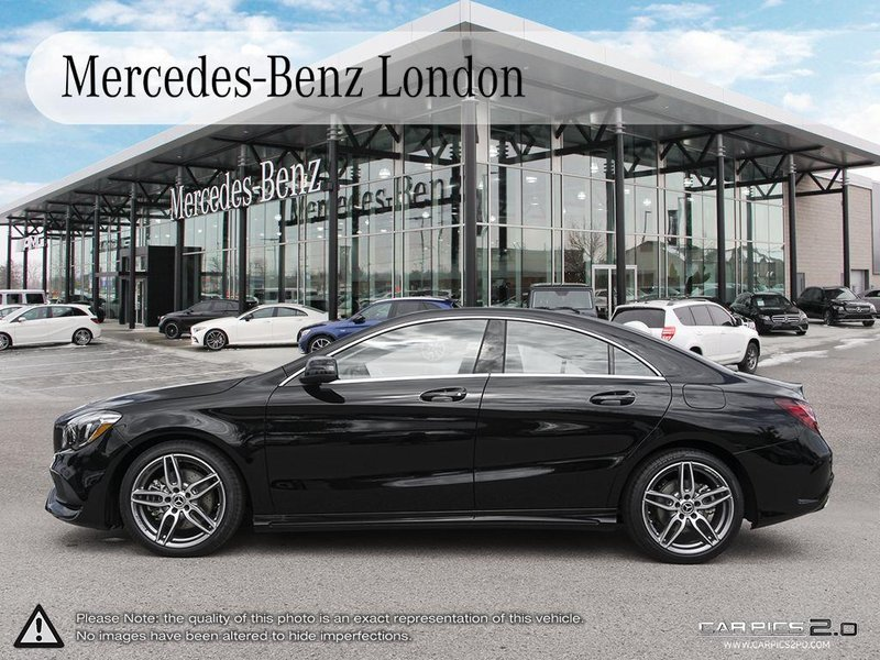 2019 Mercedes-Benz CLA for sale in London, Ontario