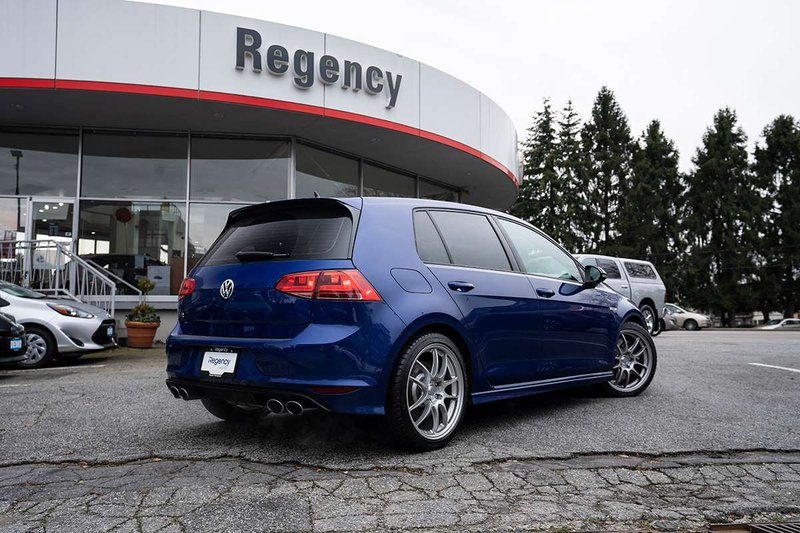 2016 Volkswagen Golf R for sale in Vancouver, British Columbia