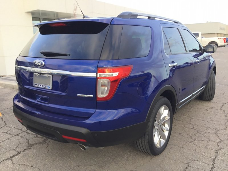 2015 Ford Explorer for sale in Tilbury, Ontario