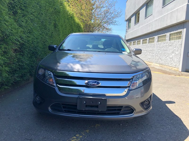 2011 Ford Fusion for sale in Surrey, British Columbia