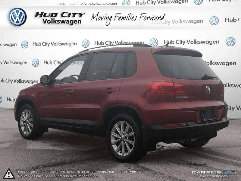 2015 Volkswagen Tiguan for sale in Prince George, British Columbia