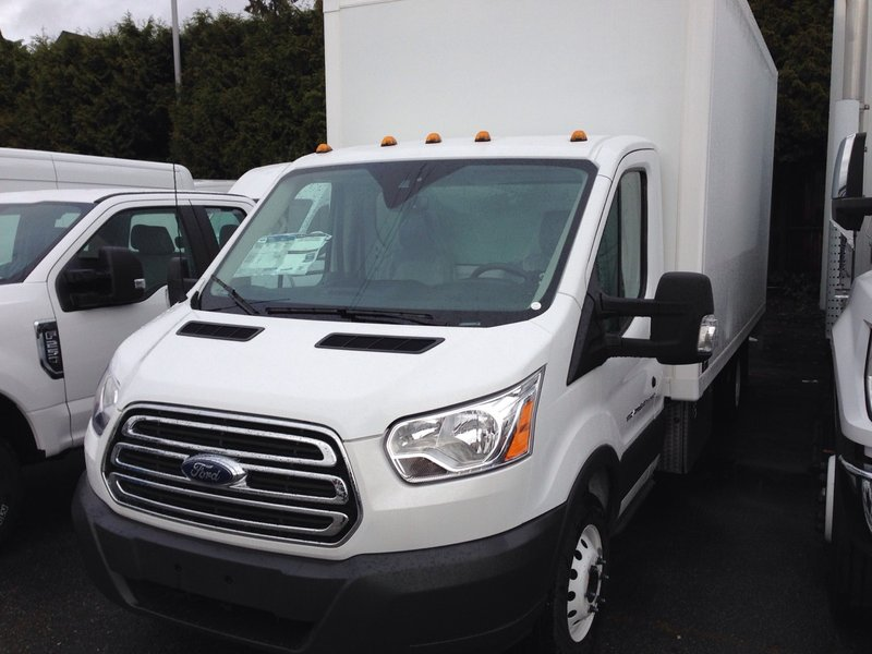 2018 Ford Transit Chassis Cab for sale in Port Coquitlam, British Columbia