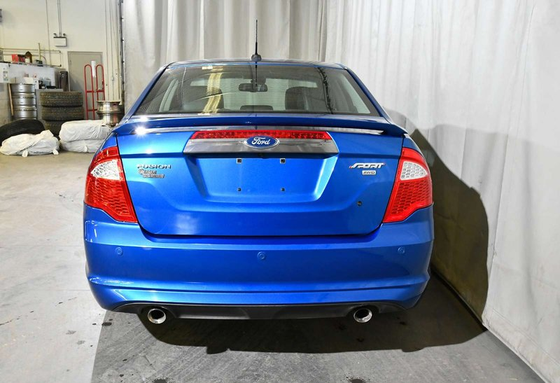 2011 Ford Fusion for sale in Red Deer, Alberta