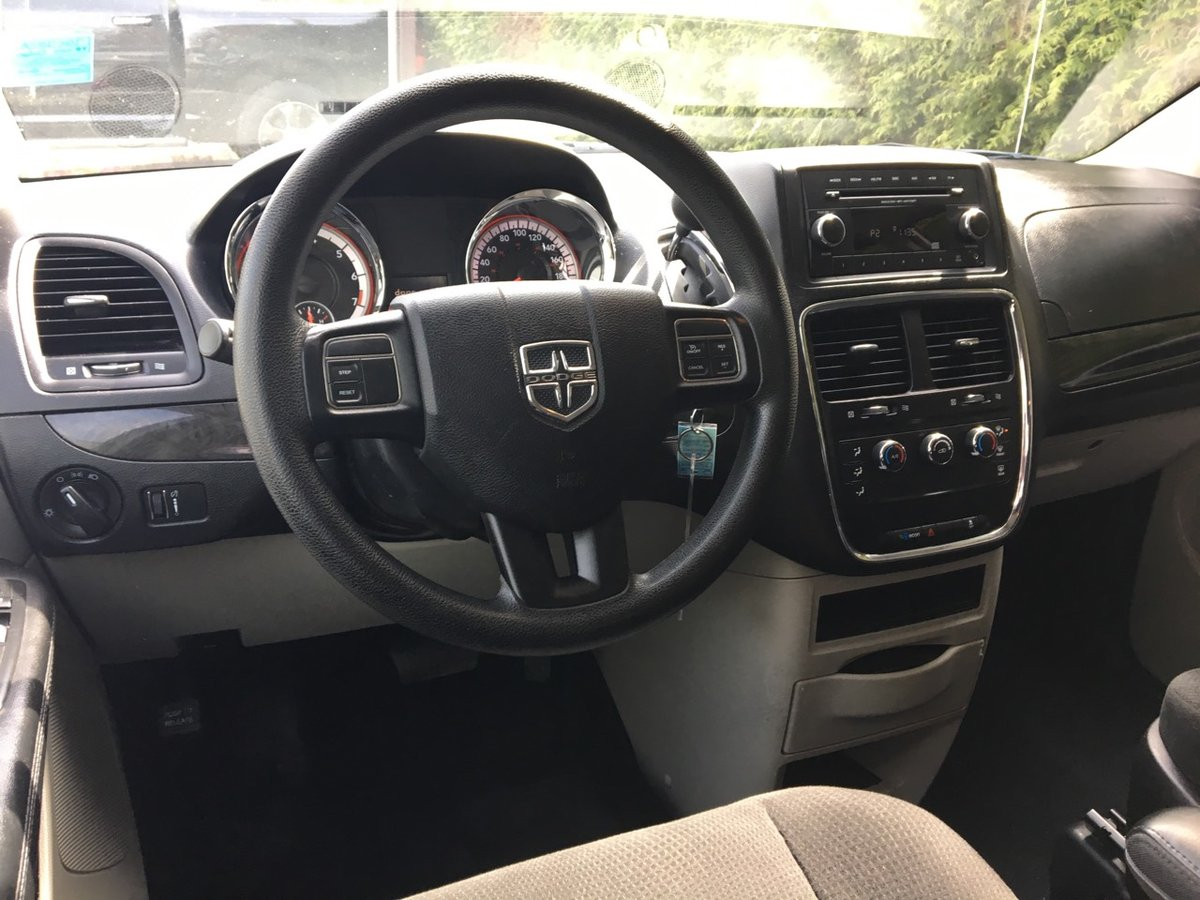 2015 Dodge Grand Caravan for sale in Surrey, British Columbia