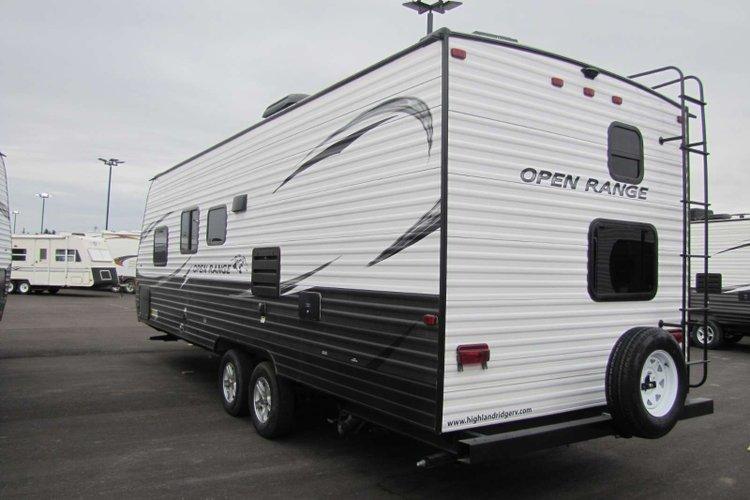 2019 Highland Ridge Open Range 26BH Only $116 biweekly OAC. New Travel Trailer RV, Sleeps 10 with Bunks! for sale in Edmonton, Alberta