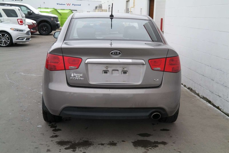 2010 Kia Forte for sale in Edmonton, Alberta