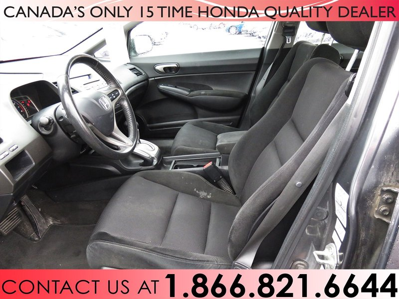 2010 Honda Civic Sdn for sale in Hamilton, Ontario