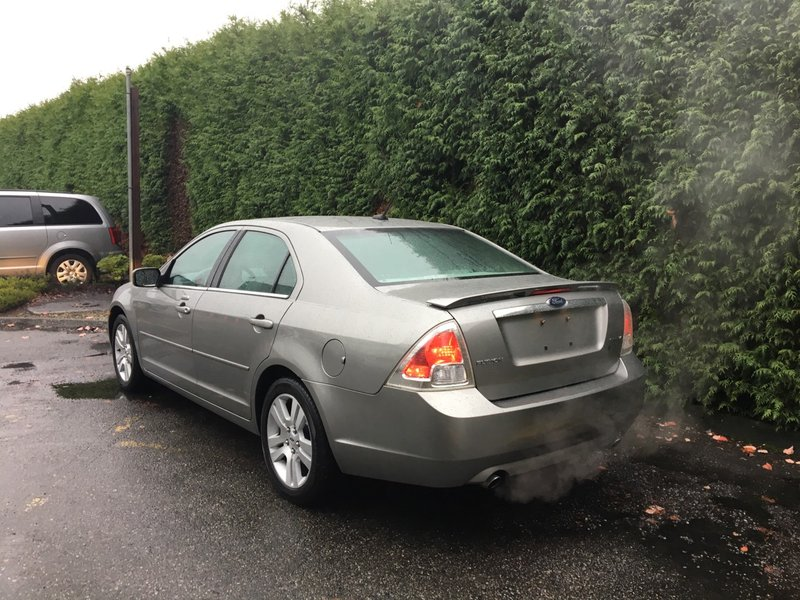 2008 Ford Fusion for sale in Surrey, British Columbia