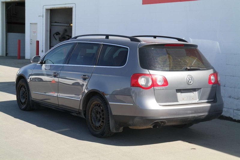 2007 Volkswagen Passat Wagon for sale in Edmonton, Alberta