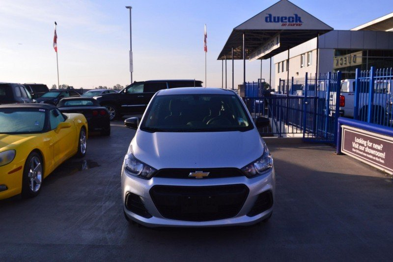 2016 Chevrolet Spark for sale in Vancouver, British Columbia
