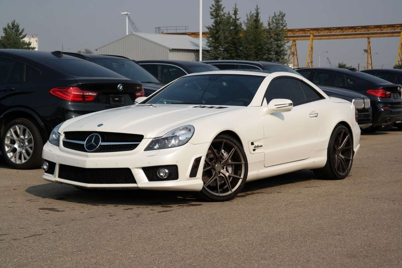 2009 Mercedes-Benz SL for sale in Edmonton, Alberta