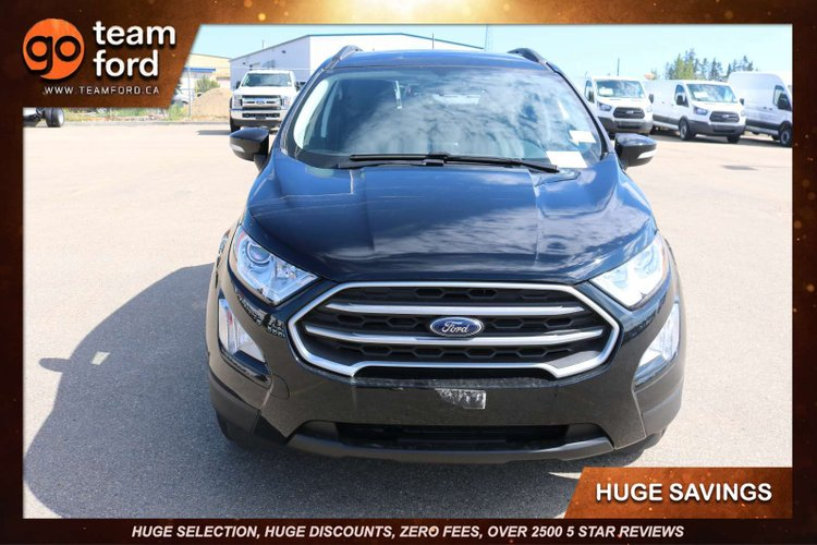 2018 Ford EcoSport SE for sale in Edmonton, Alberta