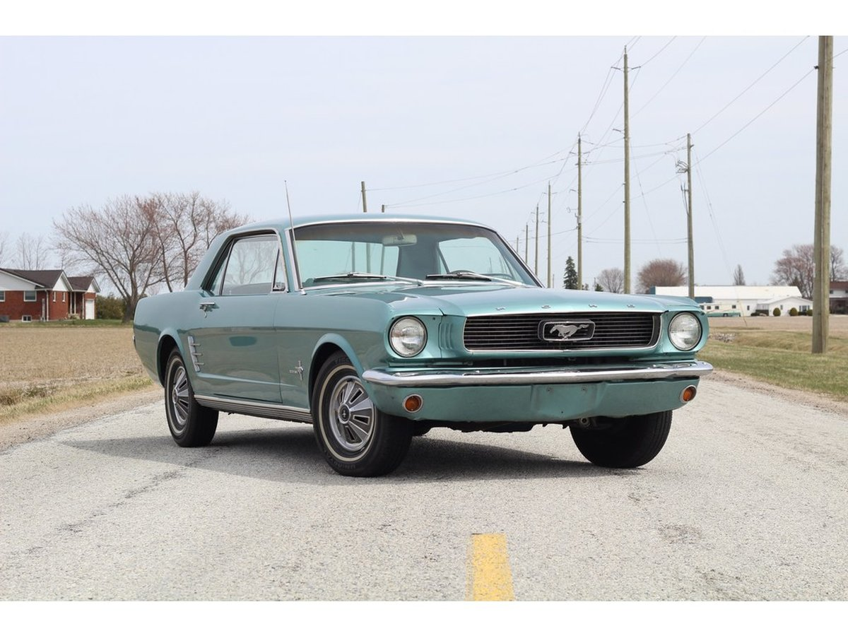 Mustang For Sale Ontario >> 1966 Ford Mustang For Sale In Tilbury