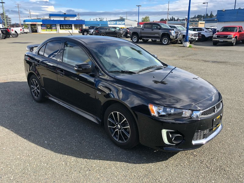2017 Mitsubishi Lancer for sale in Campbell River, British Columbia