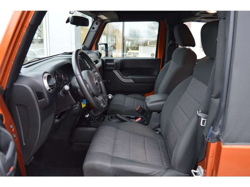 2011 Jeep Wrangler for sale in Chatham, Ontario