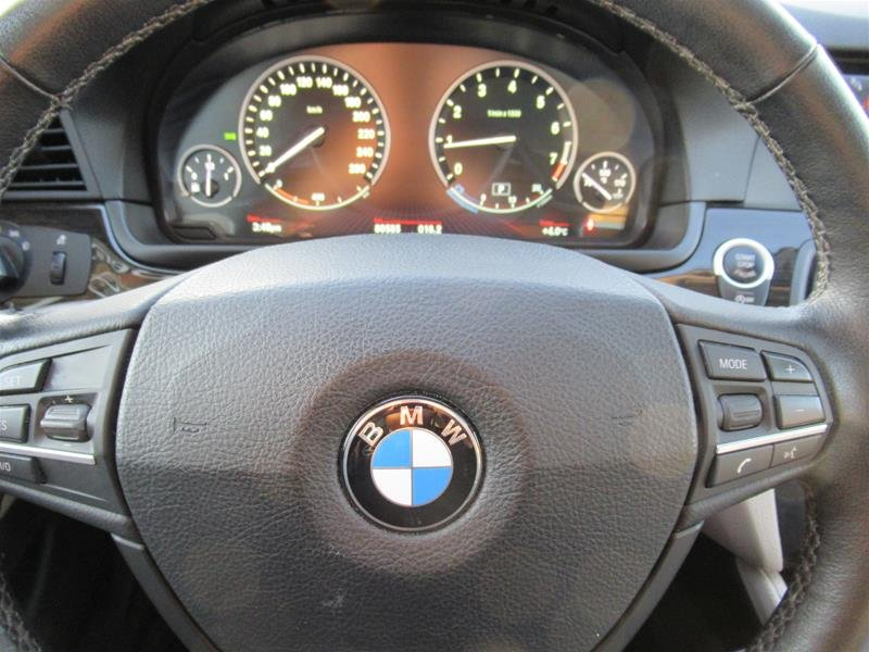2012 BMW 5 Series for sale in Dieppe, New Brunswick