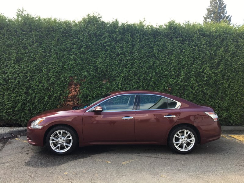 2012 Nissan Maxima for sale in Surrey, British Columbia